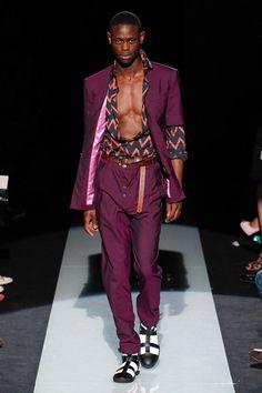 Vivienne Westwood Spring 2015 Menswear Collection - Vogue