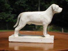 Damara Bolté immortalized Mastiffs on her lead, and in her art. Modern Molosser  |  www.modernmolosser.com
