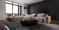 Minimalist Apartment on Behance