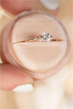 Simple Engagement Rings (23) #weddingrings #weddingideas #fineweddingrings