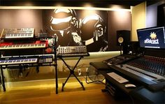 Abstract Studios in Los Angeles, California has worked with artists as diverse as A$AP Rocky, Portugal, The Man, Trinidad James, Kendrick Lamar, Dej Loaf, Frank Ocean, and LL Cool J, Two Cheers, Nicki Minaj, Danger Mouse, and many many more.