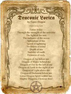 Dragon magic draconic