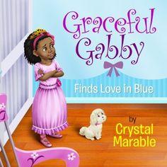 Graceful Gabby Finds Love in Blue