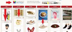 Comment vendre plus grâce à Pinterest ? La bonne idée de Zappos