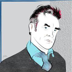 Morrissey By Julita Tobón https://www.flickr.com/photos/julianatobon/