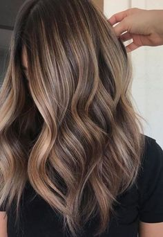35 Hottest Fall Hair Colour Ideas For All Hair Types 2019 . 35 Hottest Fall Hair Colour Ideas For All Hair Types 2019 35 Hottest Fall Hair Colour Ideas for All Hair Types 2019 hair colour - HairStyles Ombre Hair Color, Hair Color Balayage, Brown Hair Colour, Soft Balayage, Blonde Balayage, Haircolor, Natural Hair Styles, Short Hair Styles, Natural Hair Colour