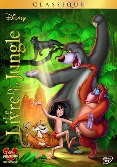 Le livre de la jungle | Disney Vidéos Collection | Disney.fr
