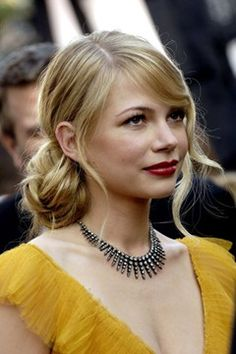 Michelle Williams Hair And Hairstyles - Actress Hair Style File (Vogue.com UK)