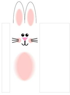 Easter Candy Bar Sleeve - (There are tons of different templates on this site!)