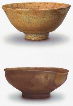 chawan coréens 16ème siècle
