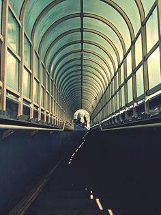 http://www.eyeem.com/p/42292296 #tunnel #hungary #budapest