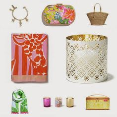 Countdown to Lilly Pulitzer at Target! These are perfect gifts all under $40