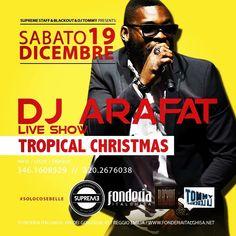 #supremestaff #supreme #tropicalchristmas special guest #djarafat sabato 19 dicembre 2015 #dimitrimazzoni #hiphop #hiphoplife #hiphopdance #hiphopstyle #hiphopculture