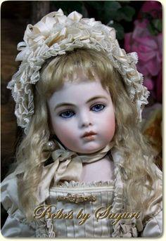 16 inch Bru Jne 6 Doll - Bebes by Sayuri
