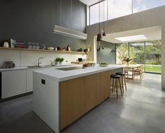 Kitchen Architecture - Home - Light filled family home