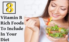 8 Vitamin B Rich Foods To Include In Your Diet