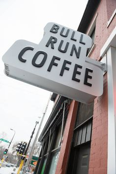 Bull Run Coffee, Minneapolis, MN
