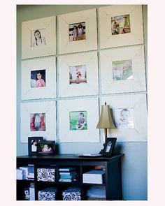 Photo Wall 3 x 3