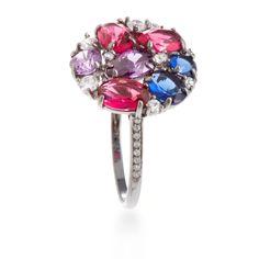 Revivar ring #LuxenterJoyas #LuxenterSilver