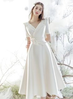 Classy Dress, Classy Outfits, Pretty Outfits, Pretty Dresses, Beautiful Dresses, Stylish Dresses, Simple Dresses, Elegant Dresses, Vintage Dresses