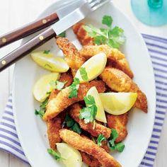 Recept - Schnitzels met citroen - Allerhande