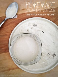 Don't Itch About It - Quick and Easy Itch Relief Recipe