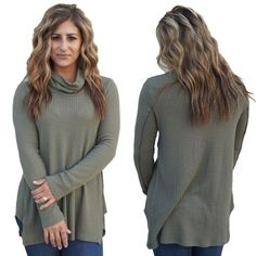 """Top - $39 Elisha is 5' 3"""" and wearing a small  #189 (A) ***How to Order***  https://bismarck.shopalb.com/products/anything-goes-top -Please call (701) 751-6018 for immediate assistance  -Private message us on Facebook with the item number #apricotlane #apricotlanebismarck #newarrival #musthave #liketkit"""