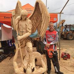 Incredible Chainsaw Art by Bob King – Chainsaw King