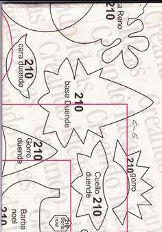 revista muñecos navideños gratis - Blog de Santa clauss Blog, Wallpaper, Ideas, Christmas Ornaments, Fun Crafts, Christmas Crafts, Xmas Ornaments, Felting, Blogging