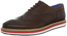 Ted Baker Men's Erwood Oxford Ted Baker. $240.00. Manmade sole. Made in India. leather