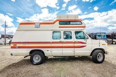 Class B Camper Van, Camper Van Life, Class B Rv, Off Road Camping, Van Camping, Small Motorhomes, Tin Can Tourist, Astro Van, 4x4 Van