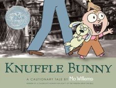 Knuffle Bunny: A Cautionary Tale by Mo Willems. Autographed and Doodled by the author, Mo Willems. Personally signed by Mo Willems with a drawing of a Knuffle Bunny head directly on the title page. Best Children Books, Childrens Books, Toddler Books, Children Stories, Toddler Art, Young Children, Infant Toddler, Knuffle Bunny, Rabbits