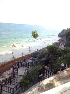 Tulum Ruins...i love this playa