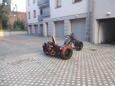 Trike 1600vw