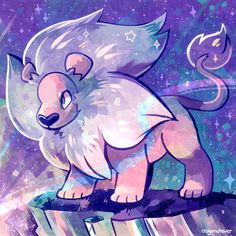 steven universe lion wallpaper - Buscar con Google