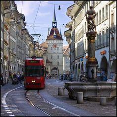 Bern, Switzerland  via Pilar Azana