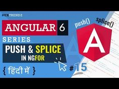 44 Best Angular 6 Series (In Hindi) images in 2019