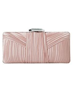 Macy Jewel Clasp Clutch Bag. Race day outfit, race day look, race day dress - Perfect for Cheltenham, Epsom, Ascot
