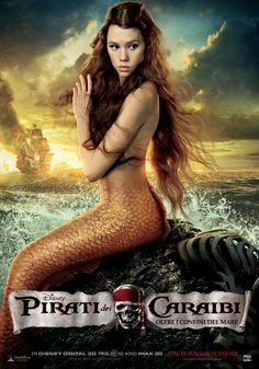 Pirati dei Caraibi: oltre i confini del mare #fantasy #piratesofthecaribbean