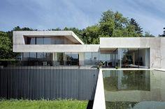 Villa in Winterthur - Peter Kunz Architektur