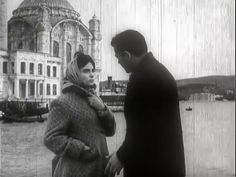 Belgin Doruk ve Ayhan Işık, bu sahnede farkında olmadan bugüne el değmemiş Anadolu Yakası'nı anlatıyorlar(1960lar) #istanlook