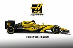 Haas F1 livery ??