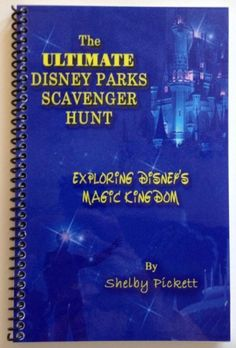 Interview with Book Author, Shelby Pickett ~ WDW Hints