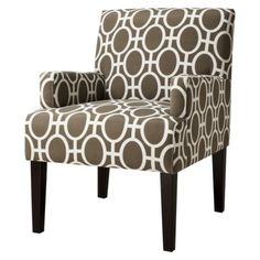 Dolce Upholstered Accent Arm Chair - Trellis.Opens in a new window