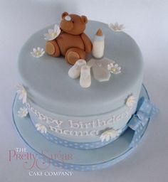 Birthday cake for a new mum