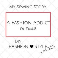 My Sewing Story
