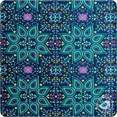 Tecido Novo México Azul