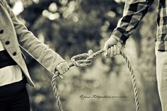 Tying the Knot Soon?  Maybe try this photo out during your engagements!