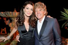 Lisa Vanderpump's husband Ken Todd is almost as much a part ofThe Real Housewives of Beverly Hills as his wife. Not only is that due to the fact that the couple works together, running a bar and restaurant empire, but it's also because you don't get to more than 30 years of marriage without taking an interest in all aspects of your wife's life.