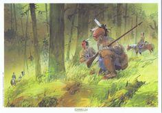 Iroquois creation story essay
